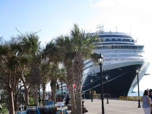 Nieuw Amsterdam in Key West, Florida, US